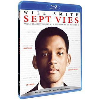 Sept vies - Blu-Ray
