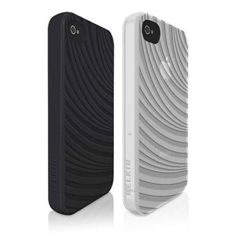 Belkin pack de 2 protection pour iPod Touch 5G black/white