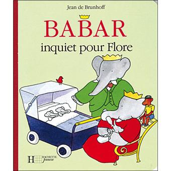 BabarBabar inquiet pour Flore