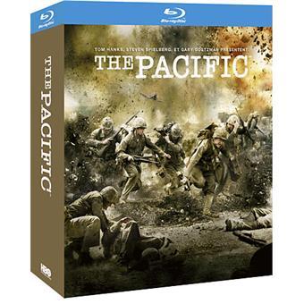 The PacificThe Pacific - Coffret intégral de la Saison 1- Boîtier carton Blu-Ray