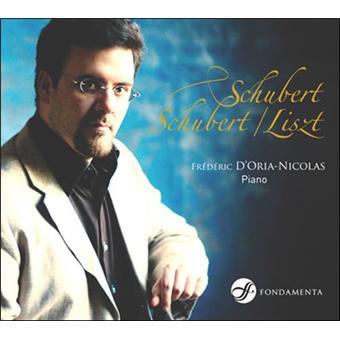 Schubert & Liszt: Piano Works - CD
