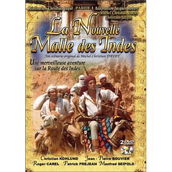 La Nouvelle malle des IndesNOUVELLE MALLE DES INDES 1/COFFRET/2 DVD/VF