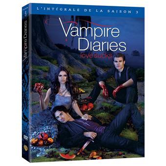 The Vampire DiariesCoffret intégral de la Saison 3