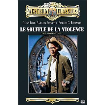 Le souffle de la violence DVD