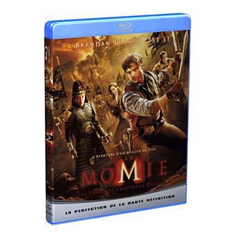 La Momie 3 : la tombe de l'Empereur Dragon - Blu-Ray