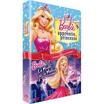 Barbie apprentie princesse la magie de la mode coffret - Barbie magie de la mode ...