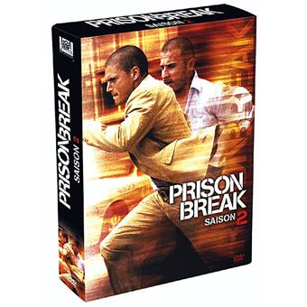 Prison BreakPrison Break - Coffret intégral de la Saison 2 - Version 2009