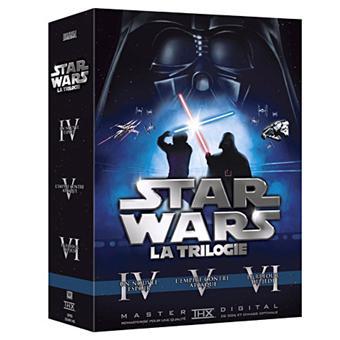 Star WarsCoffret Trilogie Star Wars - Episodes IV, V et VI