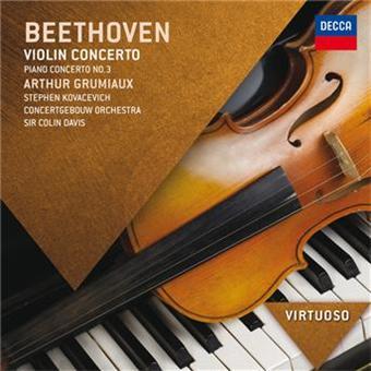 Klavierkonzert 3,Violinkonzert