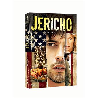 JerichoJericho - Seizoen 2 - 2 Disc DVD