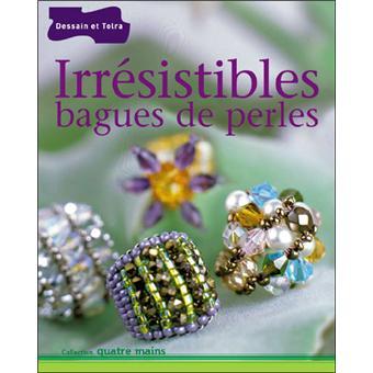 Irresistibles bagues de perles
