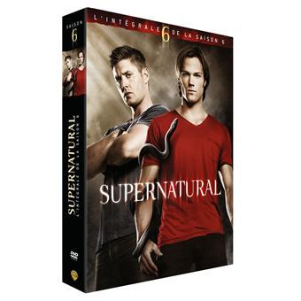 SupernaturalCoffret intégral de la Saison 6