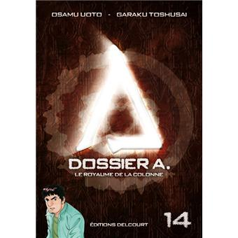 Dossier ADossier A