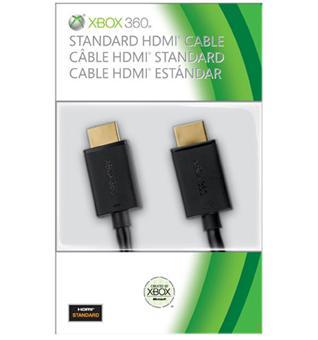 Câble HDMI Microsoft pour Xbox 360