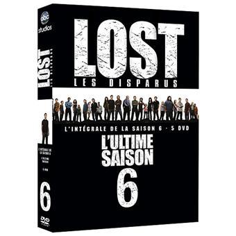 LostLost - Coffret intégral de la Saison 6