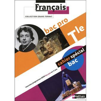 Francais Tle Bac Pro Grand Format Livre De L Eleve