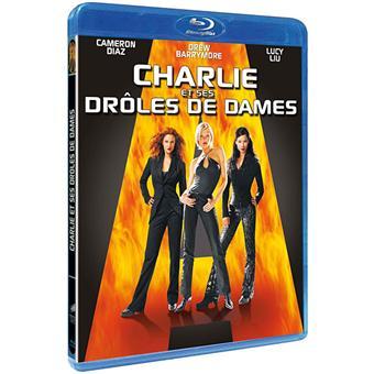 Charlie et ses drôles de Dames - Blu-Ray