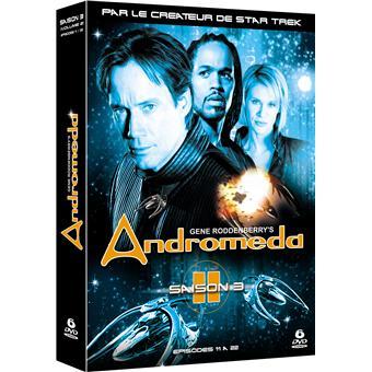 AndromedaAndromeda - Coffret de la Saison 3 - Volume 2