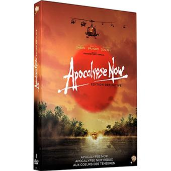 Apocalypse now redux DVD-Box