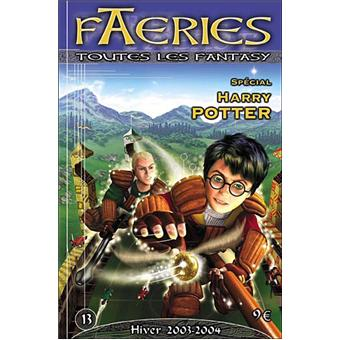 Faeries Tome 13 Special Harry Potter