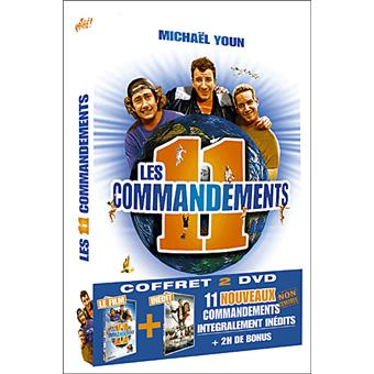 Les 11 Commandements - Edition Collector