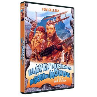 Les Aventuriers du bout du monde DVD