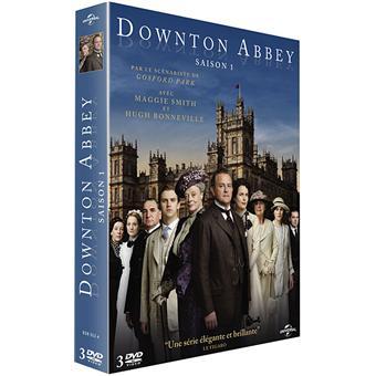 Downton AbbeyDownton Abbey Saison 1 Coffret DVD