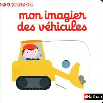 Kididoc Mon Imagier Des Vehicules