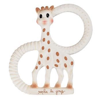 Vulli Anneau de Dentition Souple Sophie la Girafe So Pure
