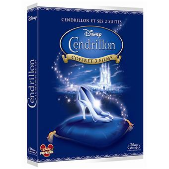 Cinderella - The Complete Collection Bluray Box