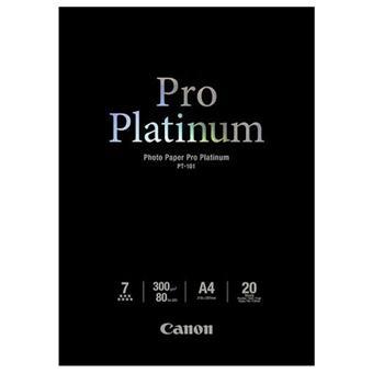 Canon PT-101 Pro Platinum A4