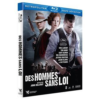 Des hommes sans loi - Blu-Ray