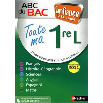 ABC Confiance BacAbc bac confiance tte ma 1re l