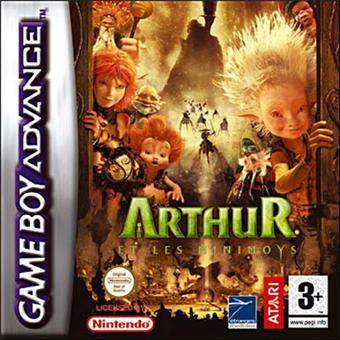 arthur et les minimoys jeu pc gratuit
