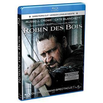 Robin des Bois - Blu-Ray - Version Longue