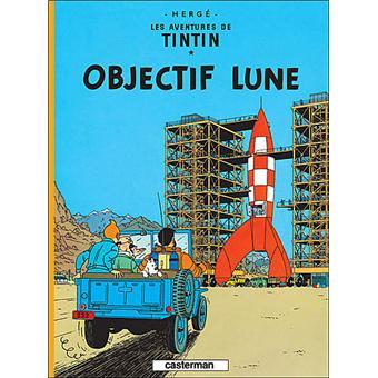 TintinObjectif lune