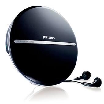 Philips eXp2546 - CD-speler - CD