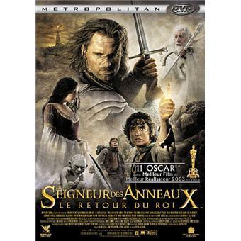 Le Seigneur des anneauxLe Retour du Roi DVD