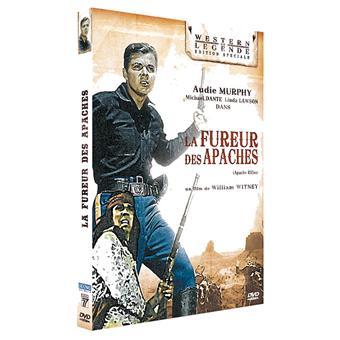 La Fureur des Apaches DVD
