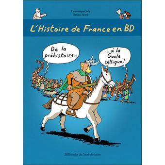 L Histoire De France En Bd