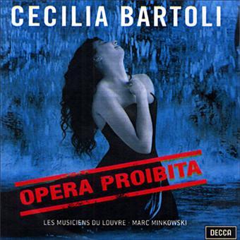 Opera proibita - Boitier cristal