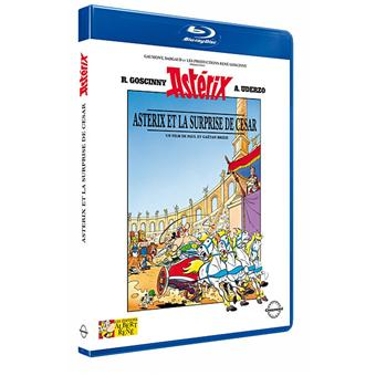 B-ASTERIX & LA SURPRISE DE CESAR-BD+DVD-2 DISC-VF