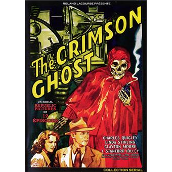 The Crimson Ghost - 2 DVD