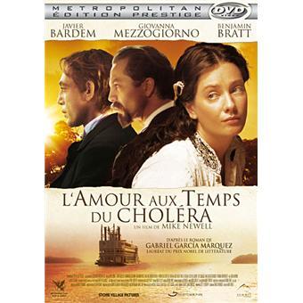 L'Amour aux temps du choléra Edition Prestige DVD