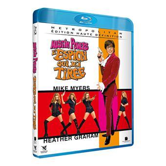 Austin Powers 2 L'Espion qui m'a tirée Blu-ray
