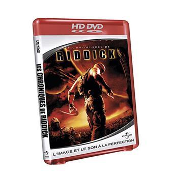 Les Chroniques de Riddick - HD DVD