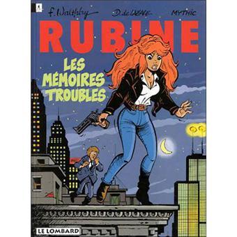 RubineLes mémoires troubles