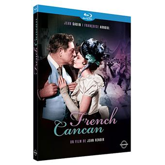 French Cancan Blu-ray