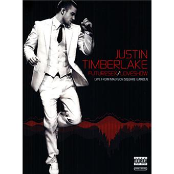 Futuresex - Loveshow live from Madison Square Garden