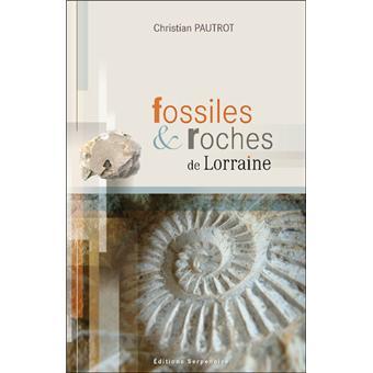 Fossiles et roches de Lorraine